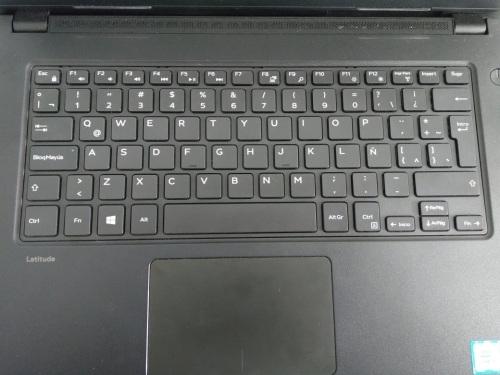 teclado del colegio